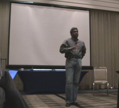 Thomas Kurian, Oracle Executive Vice President, Product Development gave the open address in Oracle ACE Diretcor product briefing